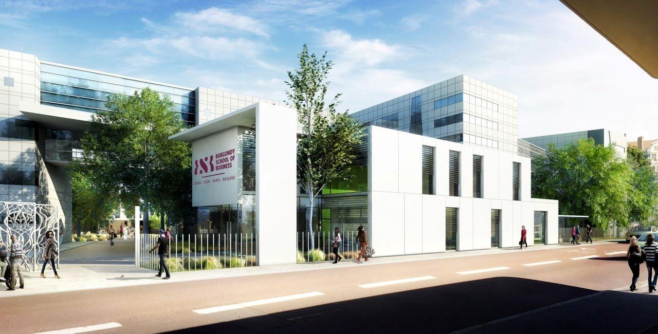 Universitati Franta-Scoala de afaceri Burgundy