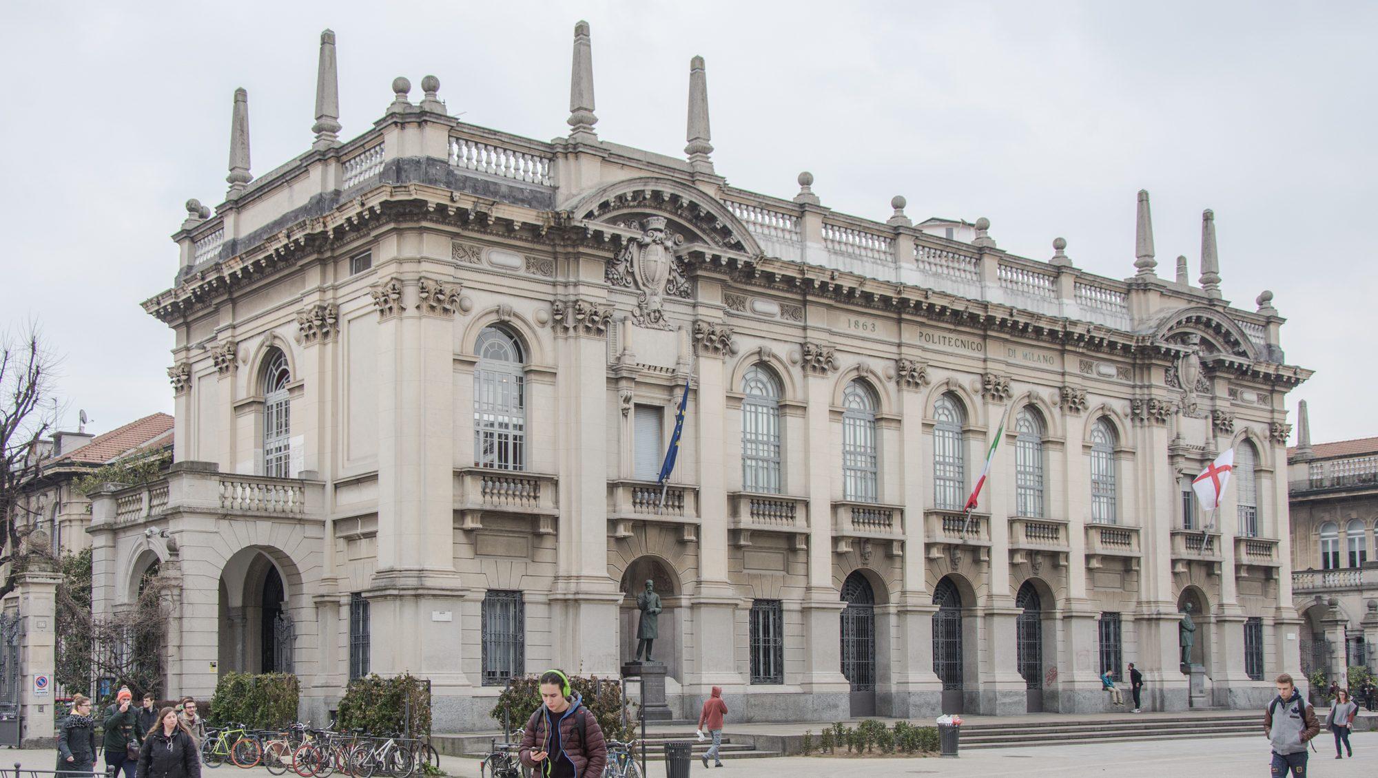 Universitati Italia- Institutul Politehnic din Milano